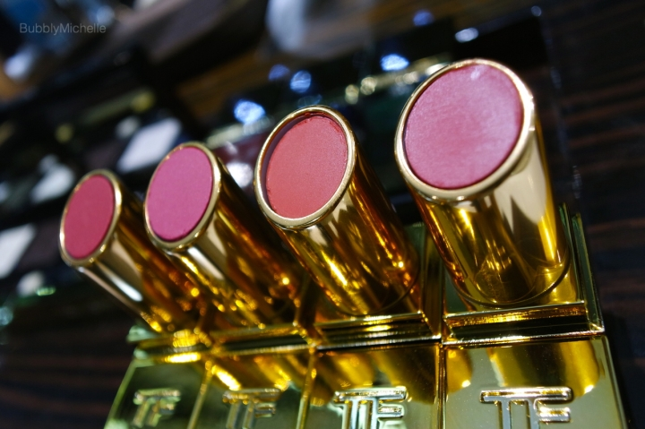 Tom Ford Lip shines spring 2015