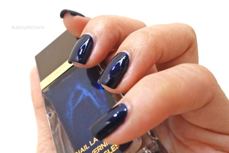Tom Ford indigo night spring 2015 polish