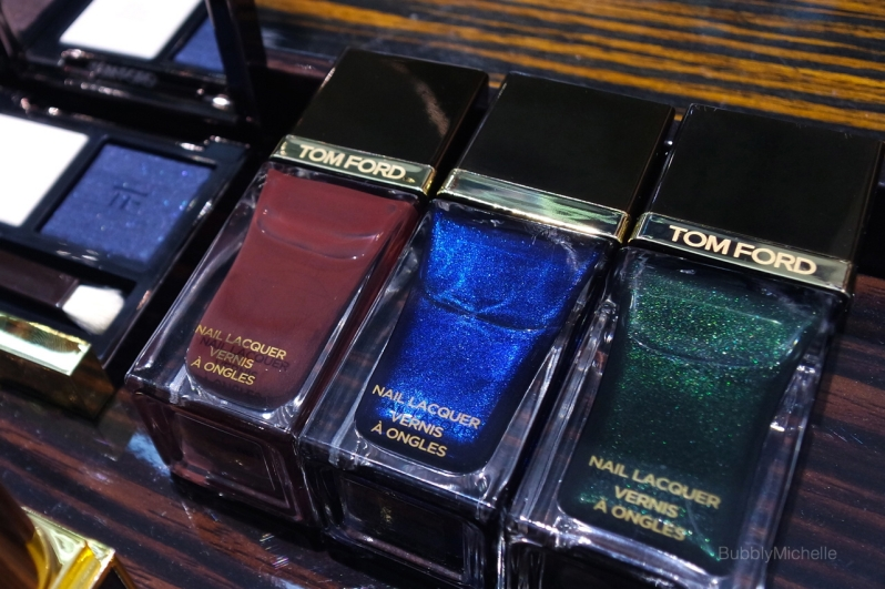 Tom Ford spring 2015 makeup