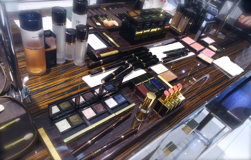Tom Ford Makeup Spring 2015