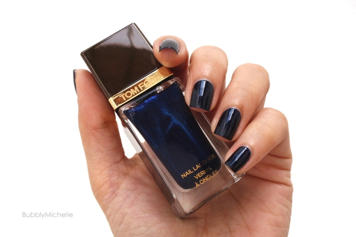Tom Ford Indigo night polish spring 2015