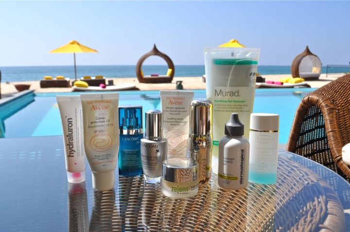 Skincare essentials – Travel edition