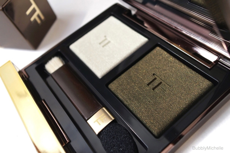 Tom Ford Spring 2015 Raw Jade eyeshadow review