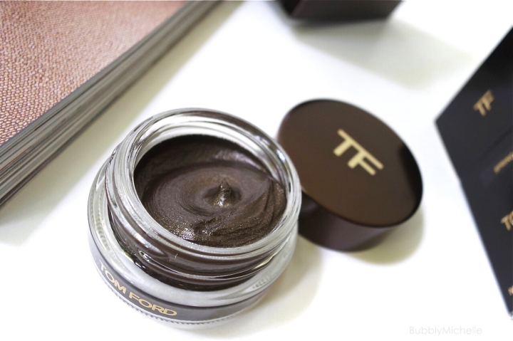 TF Spring 2015 cream shadow review