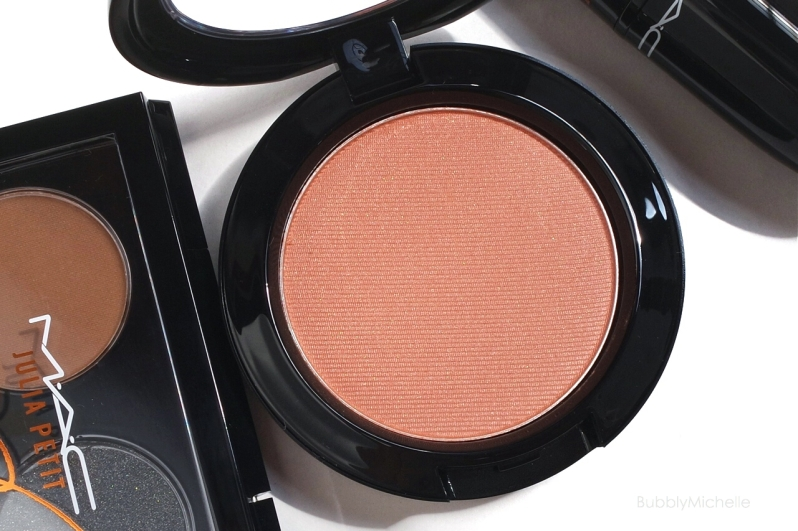 MAC Julia Petit Linda review