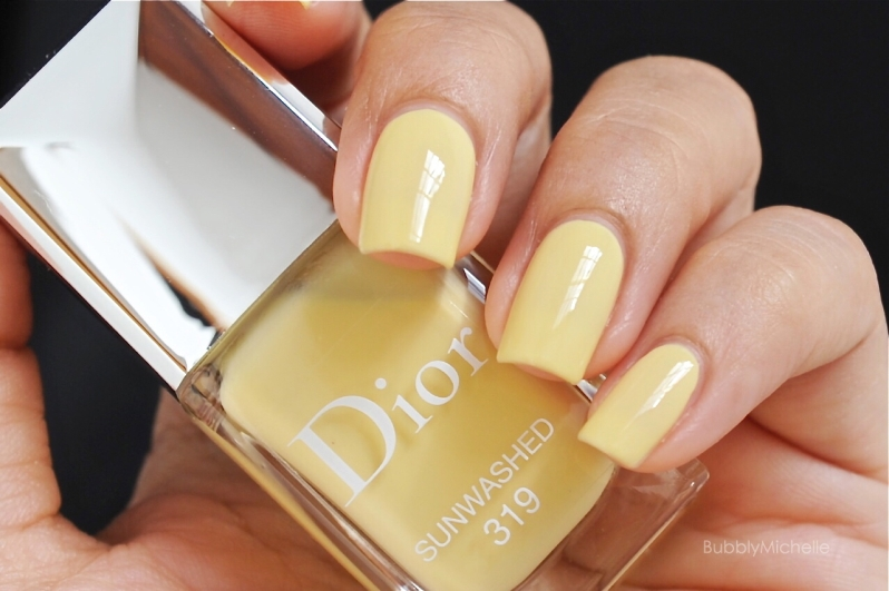 Dior Sunwashed swatch