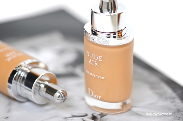 Diorskin Nude Air serum foundation review