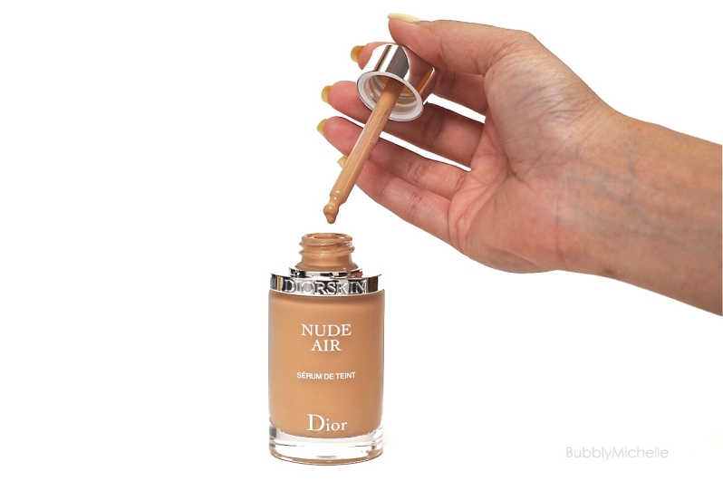 Diorskin nude air review