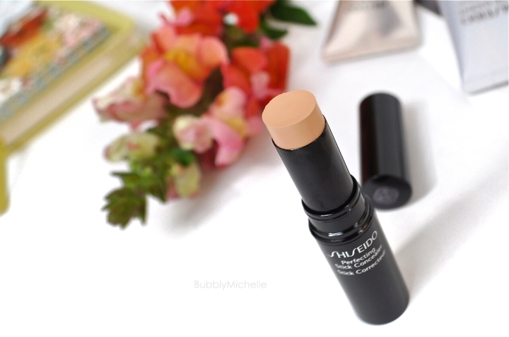 Shiseido Perfecting Stick Concealer: Review, Photos & Swatches