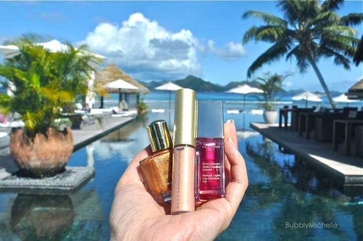 3 holiday essentials you need! : Becca, Clarins, Nuxe