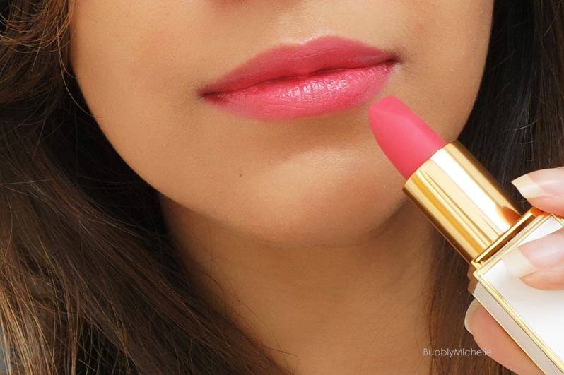 Paradiso swatch tom ford summer lipstick