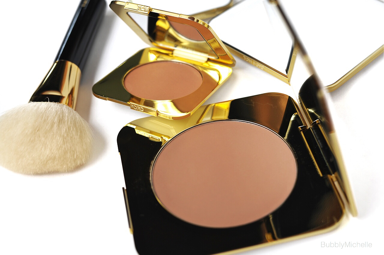 tom ford gold dust terra bronzer review photos