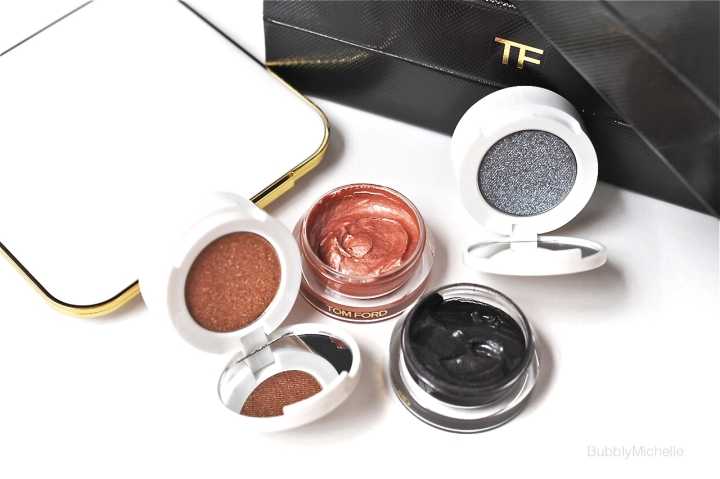 Tom Ford Cream shadow duos
