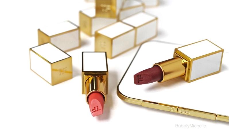 Tom Ford lipsticks Summer 2015
