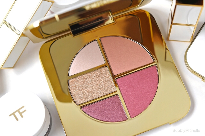 Tom Ford Summer Pink glow palette