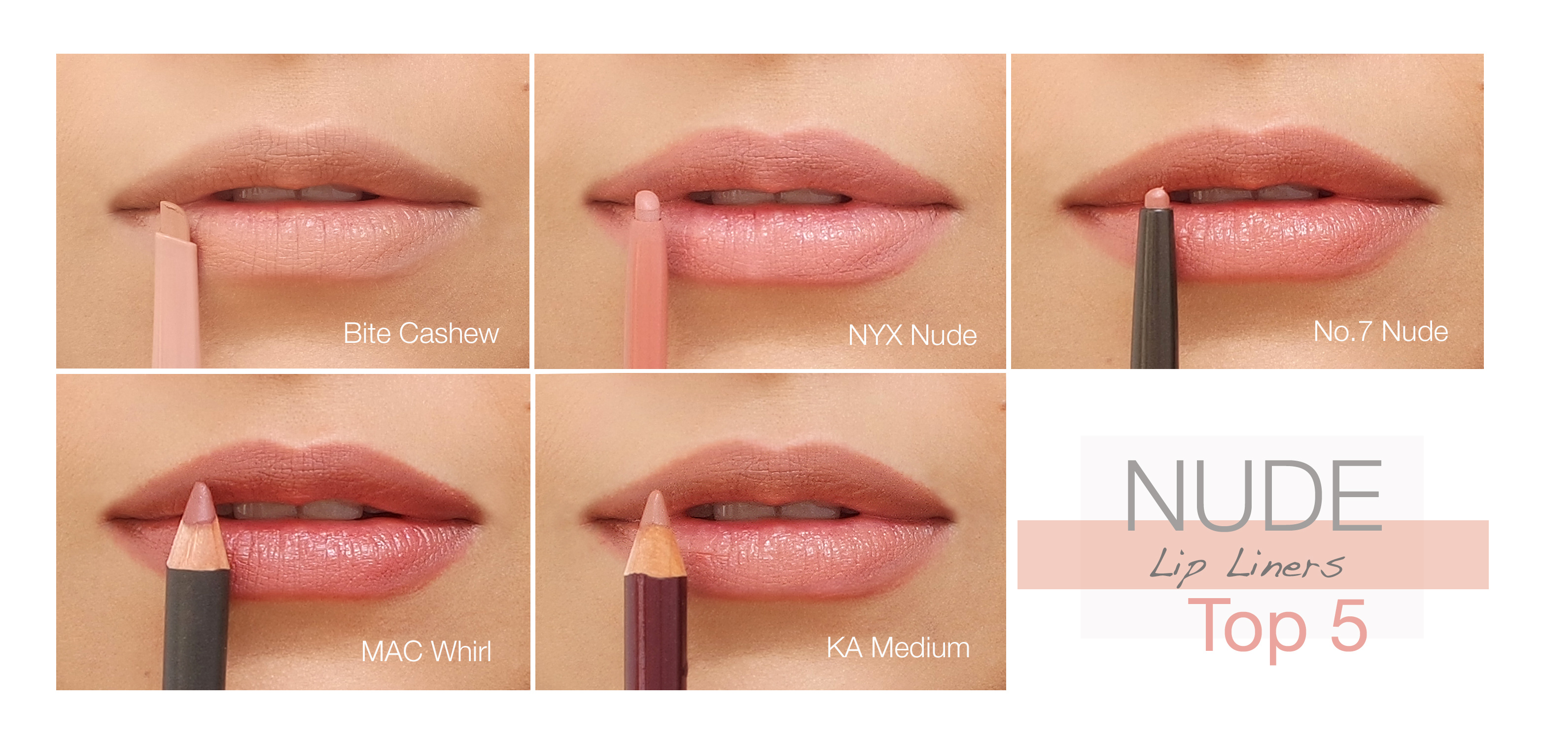 lip liner nude Chanel