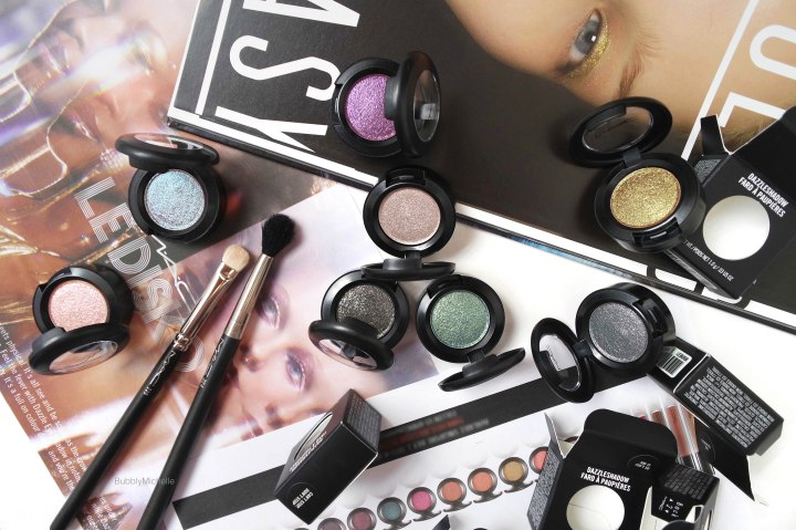 MAC Le Disko Collection – Photos, Swatches & First Impressions