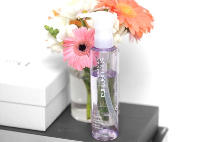 Shu cleansing oil blanc chroma