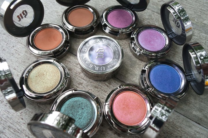 Urban Decay summer 2015 eyeshadow