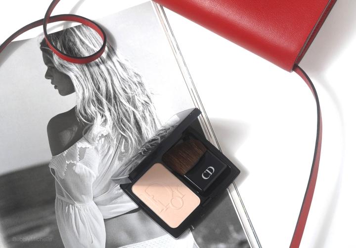 Dior Starlight highlighter blush