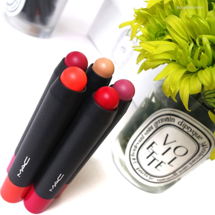 MAC Patentpolish Lip Pencils – Review, Photos & Swatches
