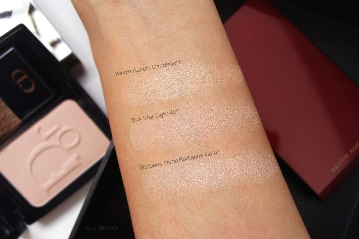 Dior Starlight swatch