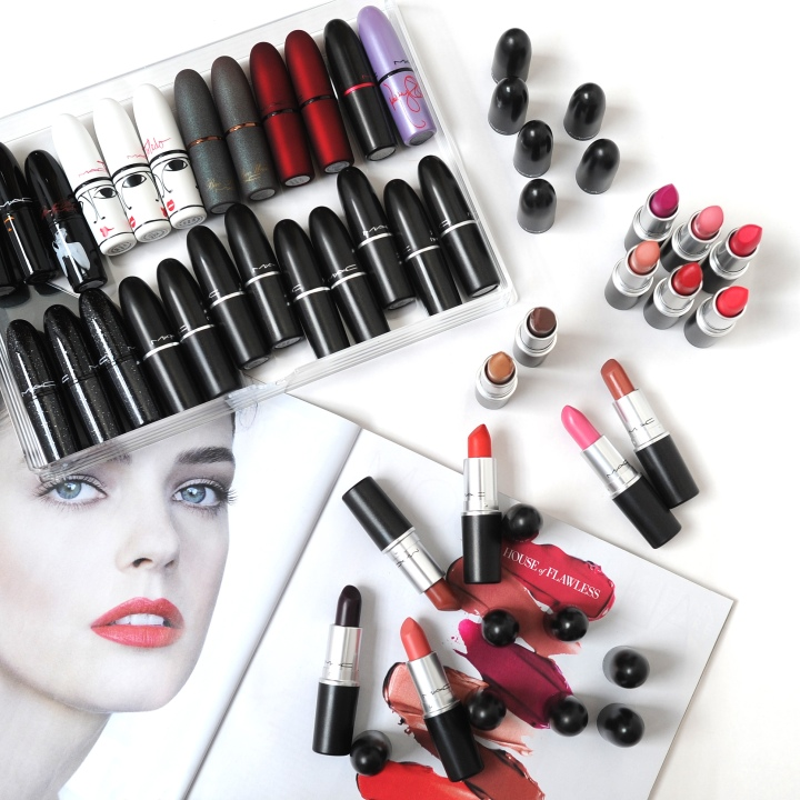 MAC The Matte Lip Collection – Review, Photos &Swatches
