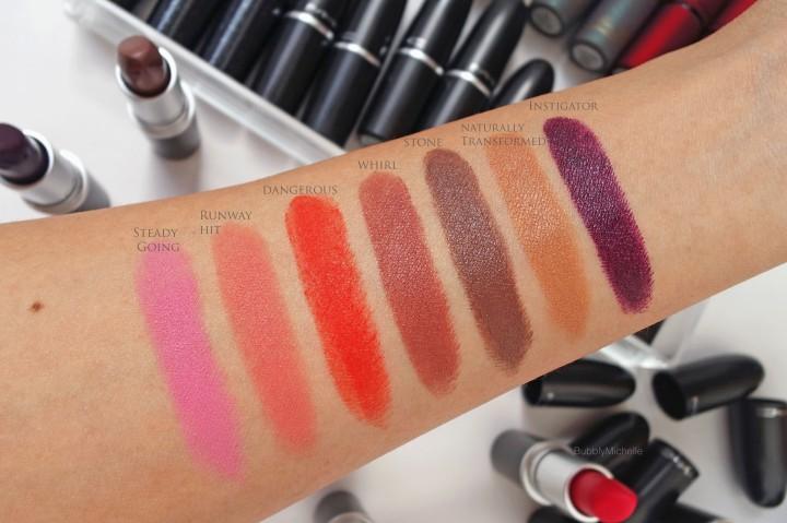 MAC The Matte Lip Collection 2015