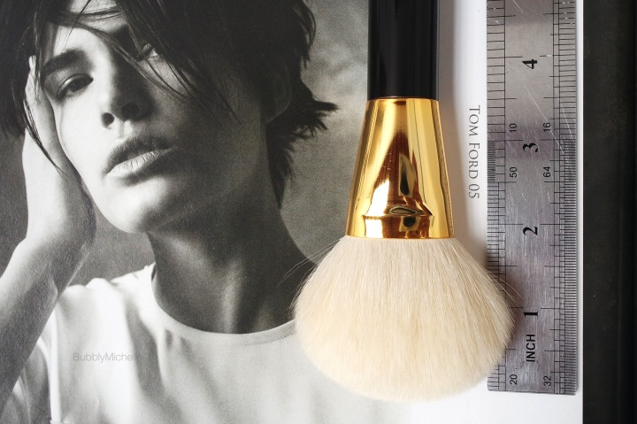 Tom Ford bronzer brush review