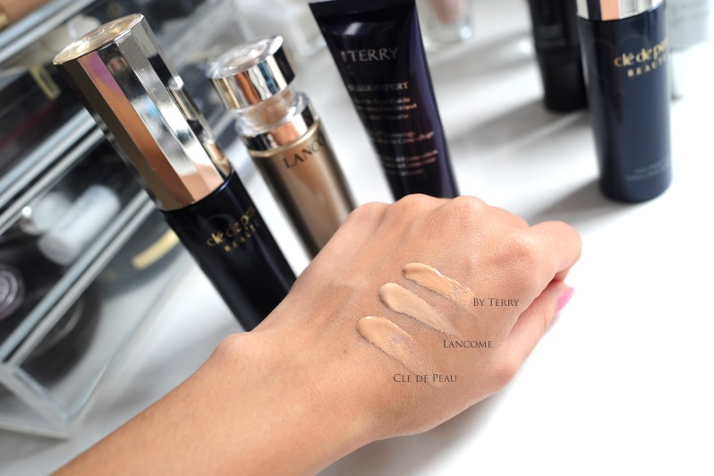 Foundation Swatches 2