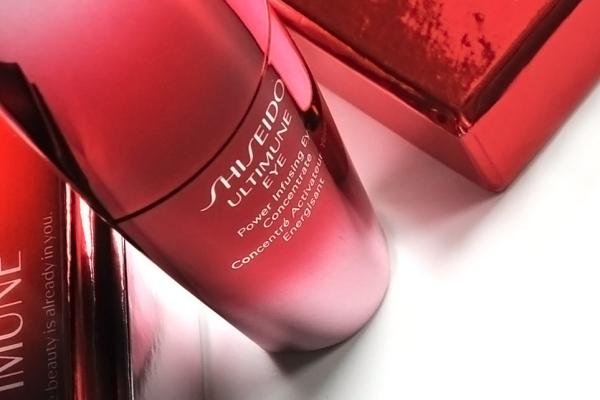 shiseido Ultimune eye review