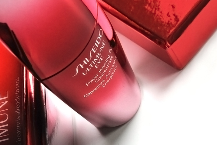 shiseido Ultimune eye review
