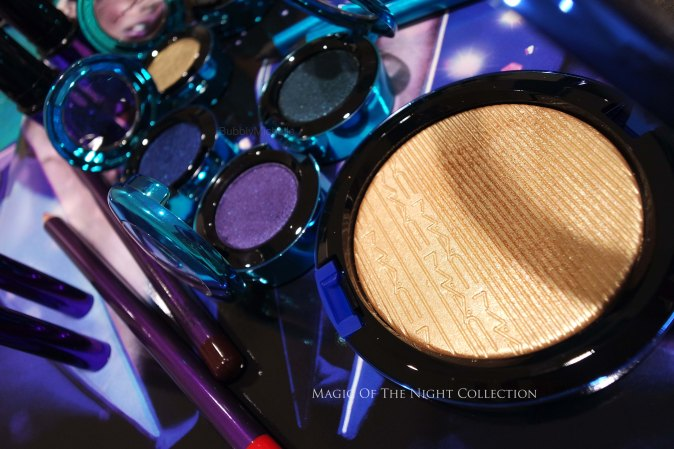 mac magic of the night holiday