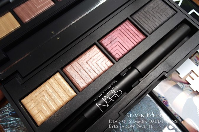 NARS dead of summer steven klein eyeshadow