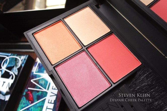 NARS Steven Klein gifting blush palette