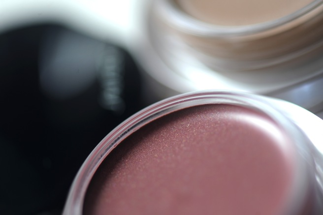 Shiseido Autumn winter 2015 cream eyeshadow