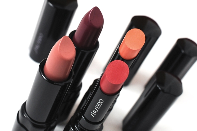 shiseido lipstick 2015 fall autumn