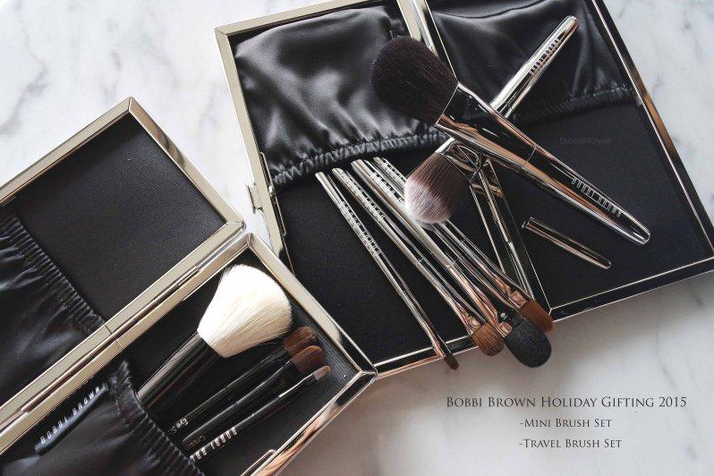 Bobbi brown holiday 2015 brushes