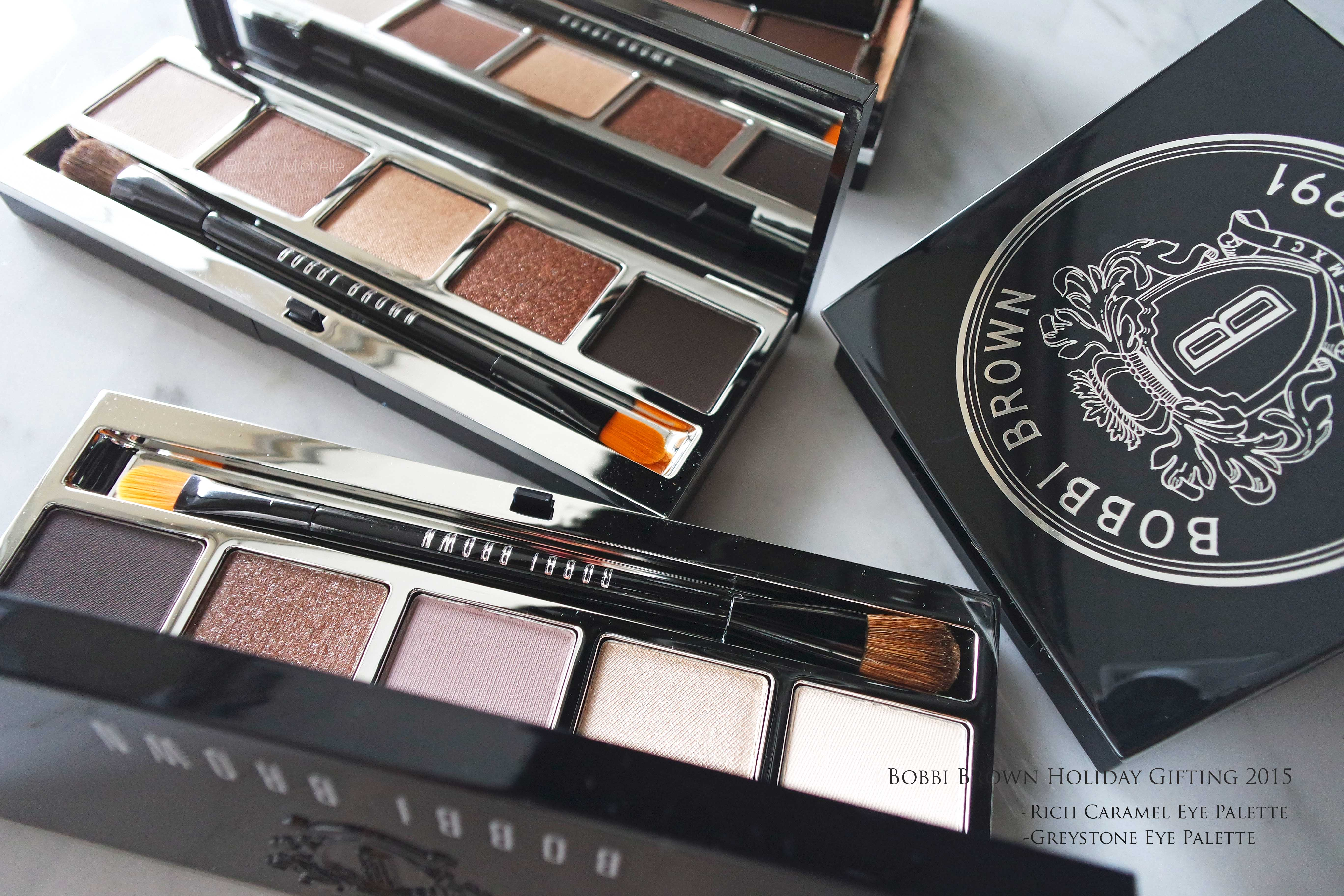 Bobbi Brown Holiday 2015 Preview Collection Photos Swatches