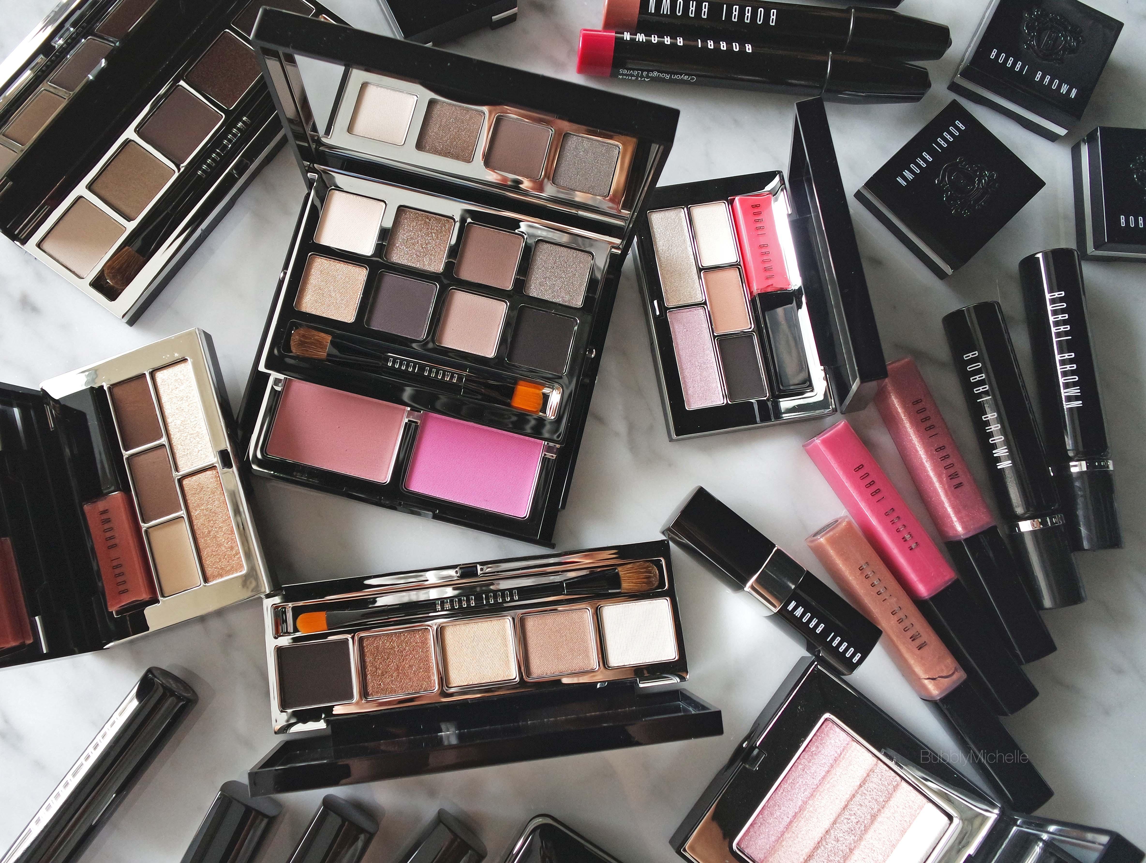 Bobbi Brown Holiday 2015 Makeup Collection