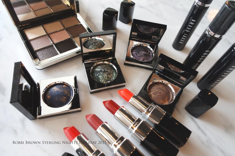 Bobbi brown sterling nights 2015