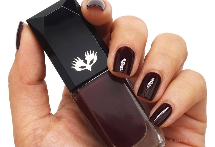 Cle de peau nail polish 2015