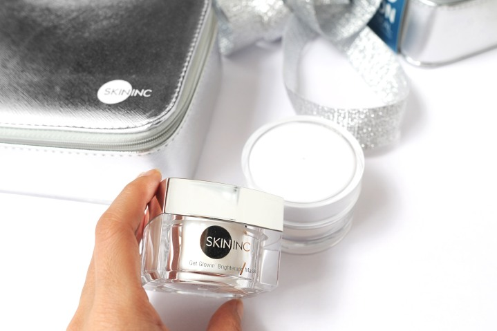 skin inc brightening mask