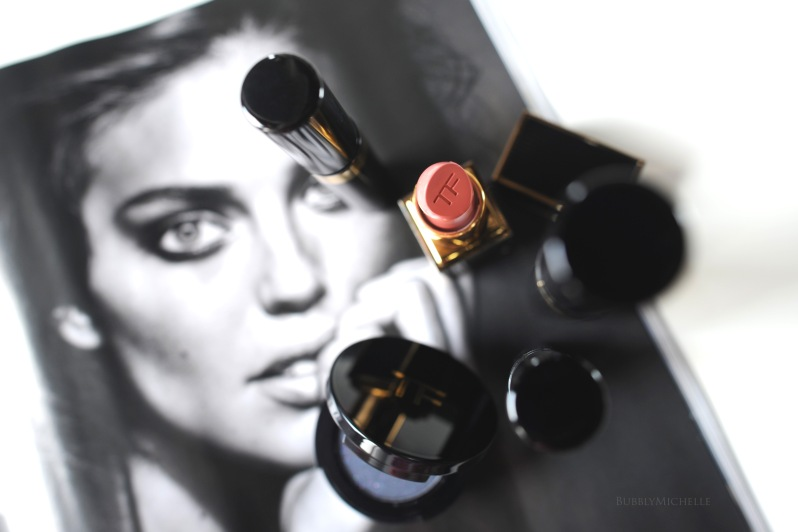 Tom Ford Noir makeup 2015