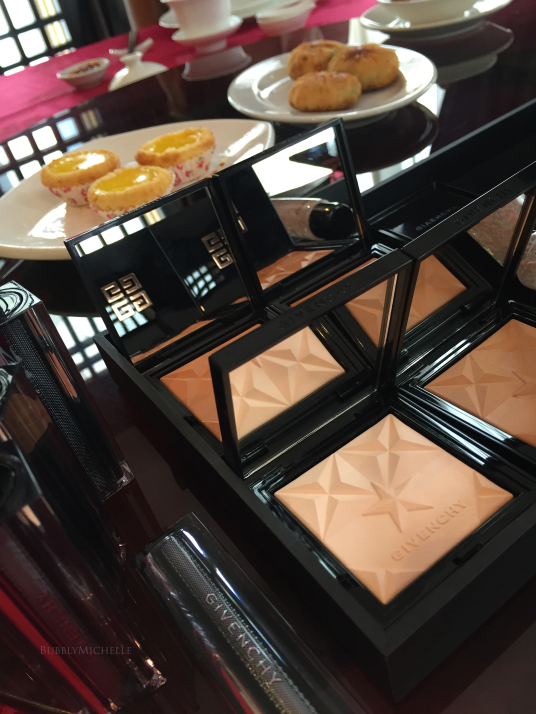 Givenchy summer 2016 makeup les saion