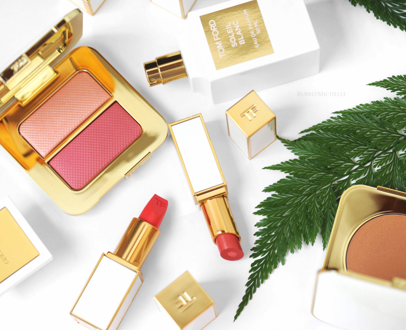 Tom ford Summer 2016 makeup review