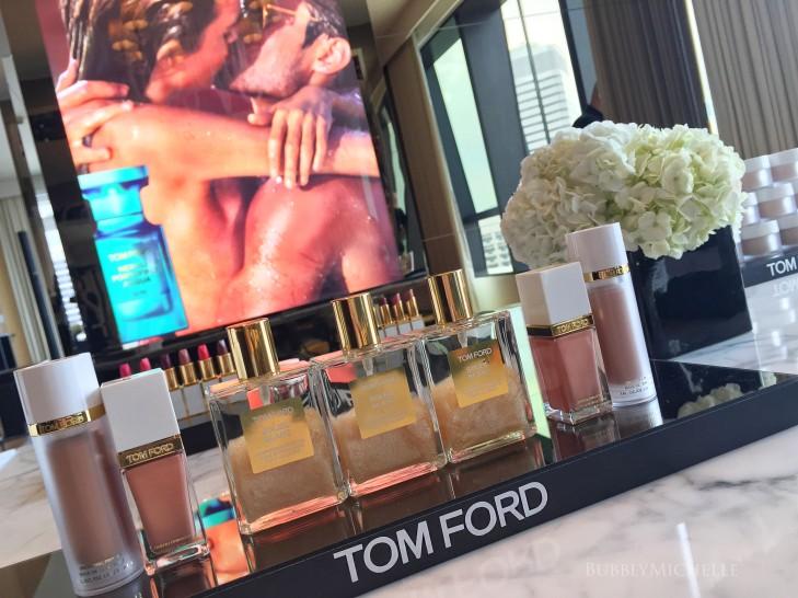 Tom Ford Soleil 2016 makeup