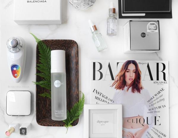 Skin Inc, Onsen, Pure Serum Mist, Skincare