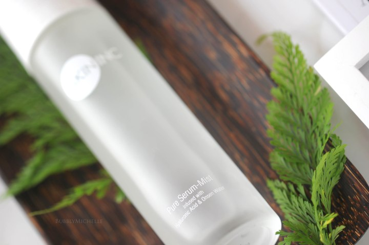 Skin Inc, Pure Serum Mist, Onsen