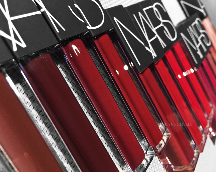 NARS Velvet Lip Glide | Photos & Swatches